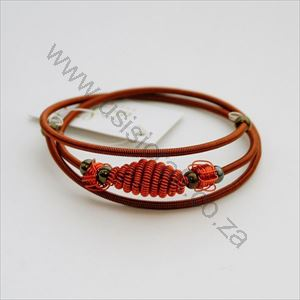 Picture of us70 Bracelet - Double spiral - Copper Wire